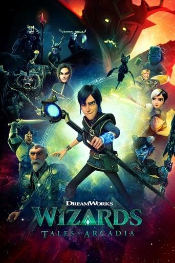 Assistir Magos: Contos da Arcadia online